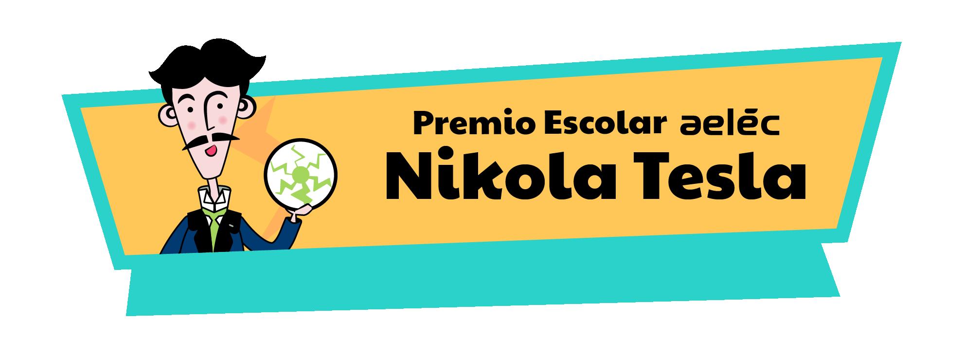 Premio Escolar aelec Nikola Tesla